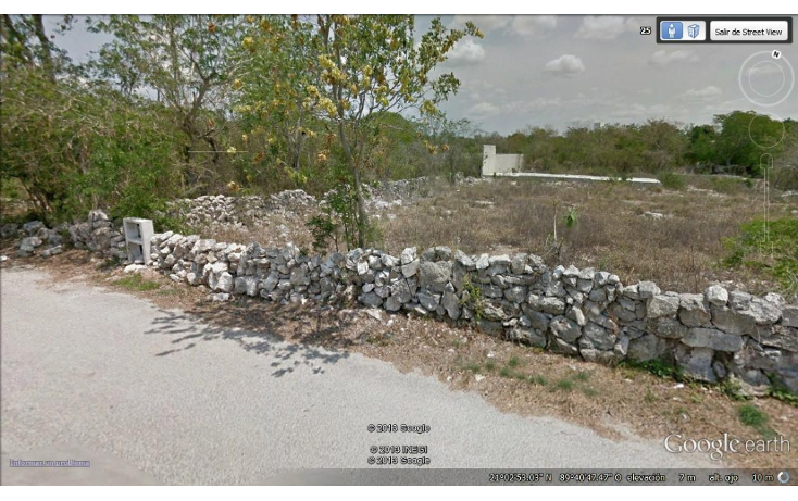 Foto de terreno habitacional en venta en  , dzitya, mérida, yucatán, 1258255 No. 03