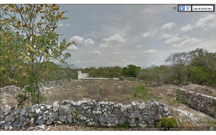 Foto de terreno habitacional en venta en  , dzitya, mérida, yucatán, 1258255 No. 04