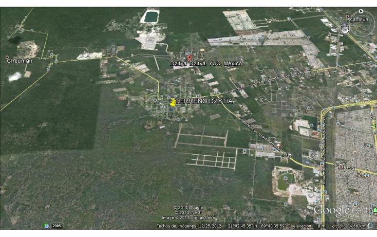 Foto de terreno habitacional en venta en  , dzitya, mérida, yucatán, 1258255 No. 06