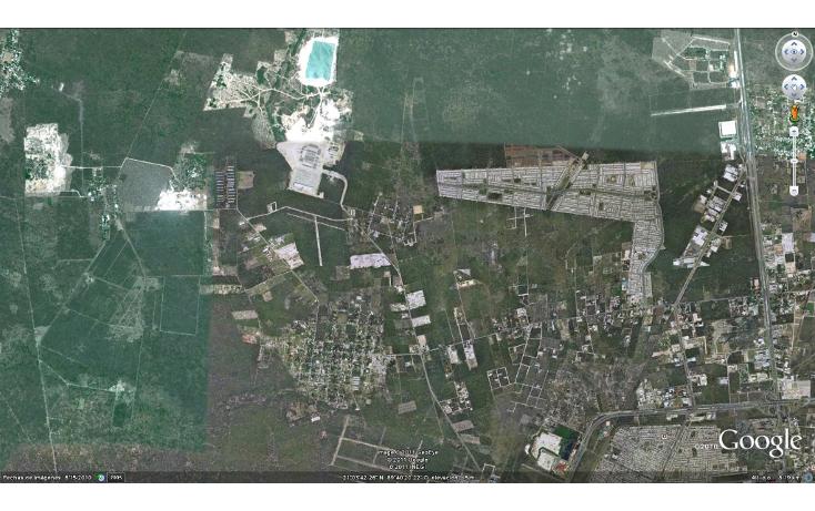 Foto de terreno comercial en venta en  , dzitya, mérida, yucatán, 1259775 No. 03