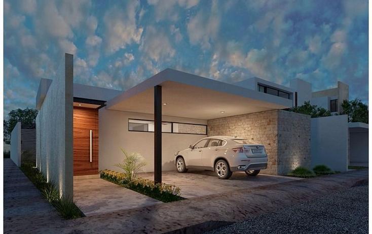 Foto de casa en venta en  , dzitya, mérida, yucatán, 1262975 No. 01