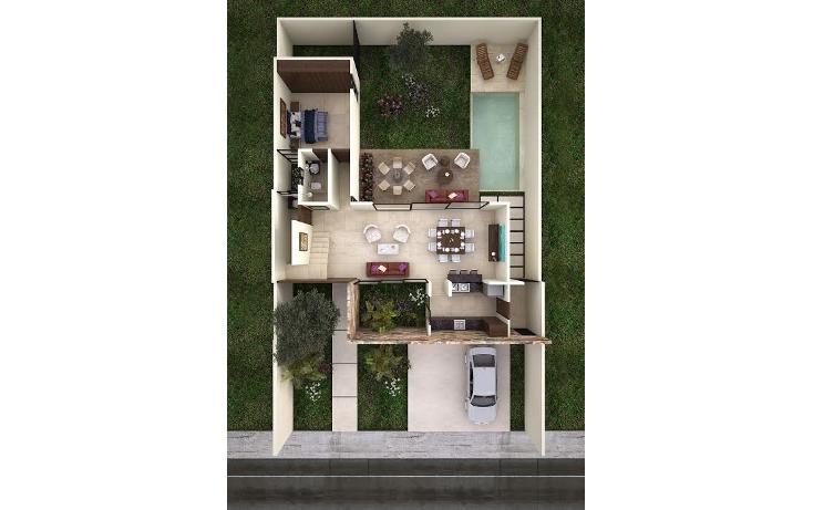 Foto de casa en venta en  , dzitya, mérida, yucatán, 1266697 No. 04