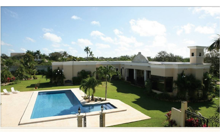 Foto de casa en venta en  , dzitya, mérida, yucatán, 1267287 No. 01