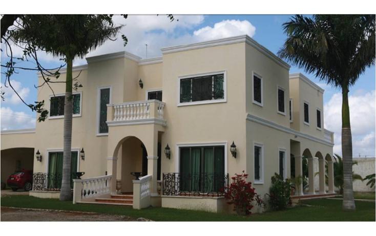 Foto de casa en venta en  , dzitya, mérida, yucatán, 1267287 No. 02