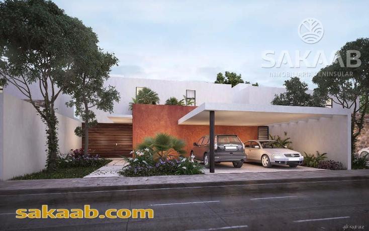 Foto de casa en venta en, dzitya, mérida, yucatán, 1268961 no 01