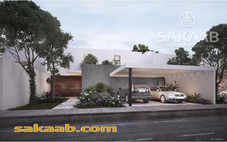 Foto de casa en venta en  , dzitya, mérida, yucatán, 1268961 No. 02