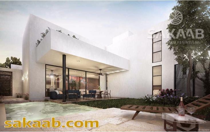 Foto de casa en venta en  , dzitya, mérida, yucatán, 1268961 No. 04