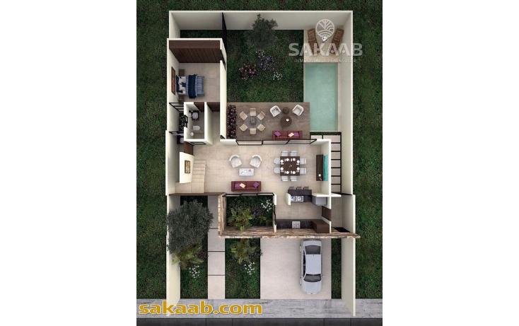 Foto de casa en venta en  , dzitya, mérida, yucatán, 1268961 No. 07