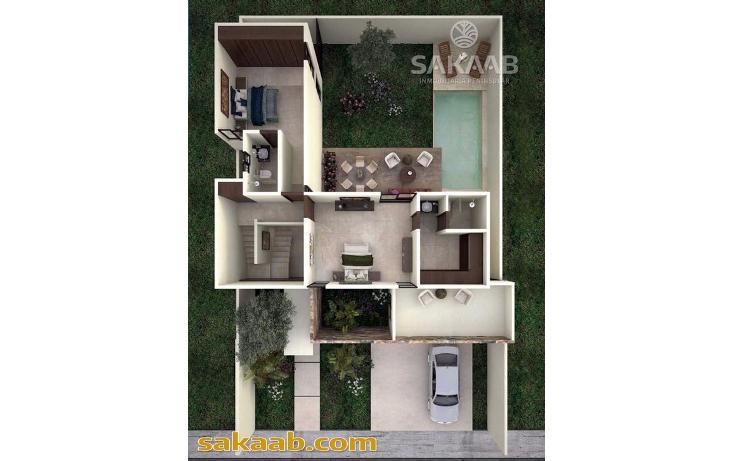 Foto de casa en venta en  , dzitya, mérida, yucatán, 1268961 No. 08