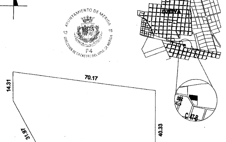 Foto de terreno habitacional en venta en  , dzitya, mérida, yucatán, 1269061 No. 11
