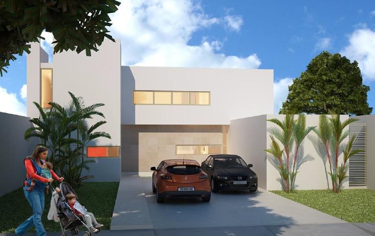 Foto de casa en venta en  , dzitya, mérida, yucatán, 1270141 No. 01