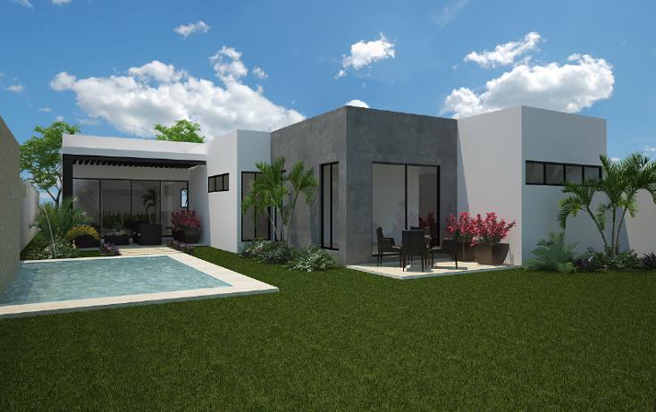 Foto de casa en venta en  , dzitya, mérida, yucatán, 1271973 No. 01