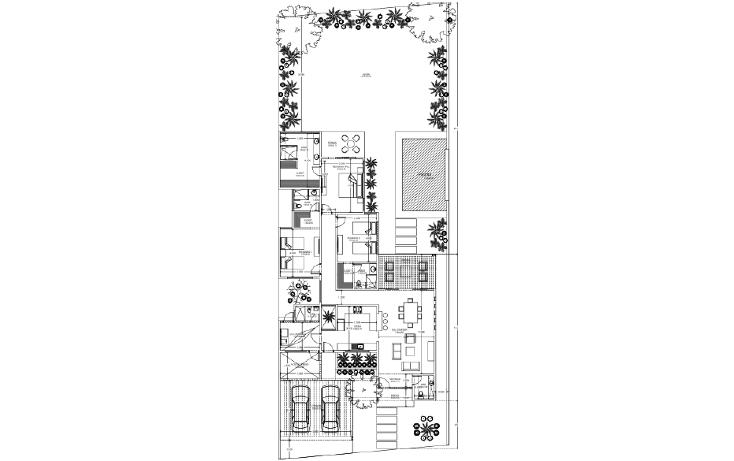 Foto de casa en venta en  , dzitya, mérida, yucatán, 1271973 No. 06