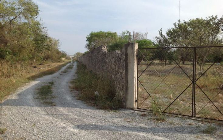 Foto de terreno habitacional en venta en, dzitya, mérida, yucatán, 1283277 no 02
