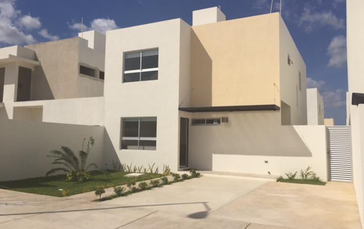 Foto de casa en venta en  , dzitya, mérida, yucatán, 1284681 No. 01