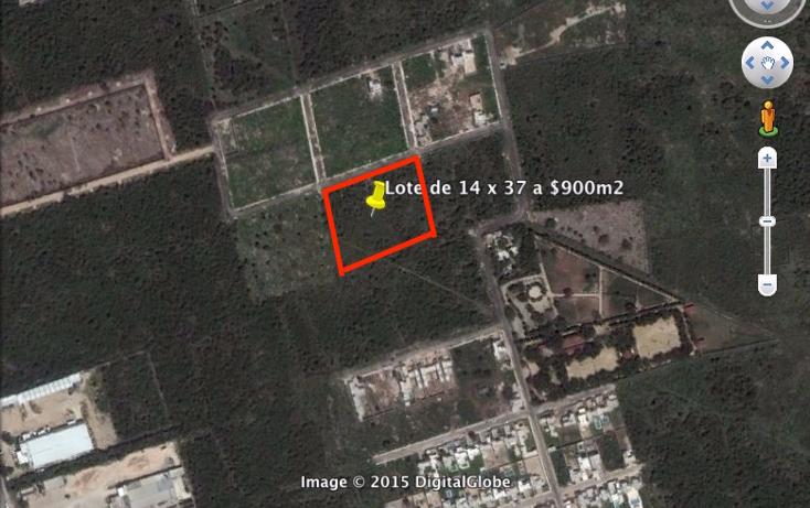 Foto de terreno habitacional en venta en  , dzitya, mérida, yucatán, 1286969 No. 02