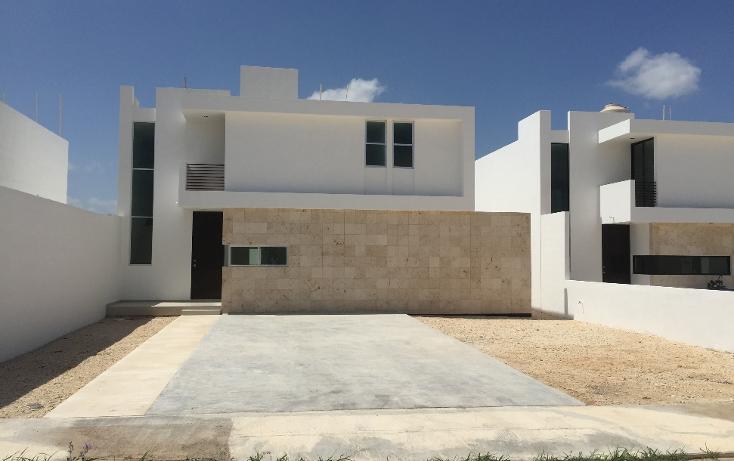 Foto de casa en venta en  , dzitya, mérida, yucatán, 1287325 No. 01