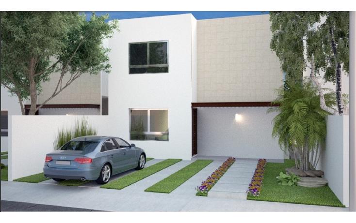 Foto de casa en venta en  , dzitya, mérida, yucatán, 1292947 No. 01
