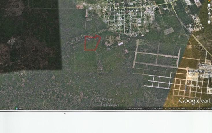 Foto de terreno habitacional en venta en  , dzitya, mérida, yucatán, 1297983 No. 03