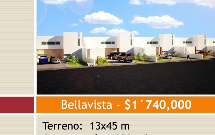 Foto de casa en venta en, dzitya, mérida, yucatán, 1298279 no 01
