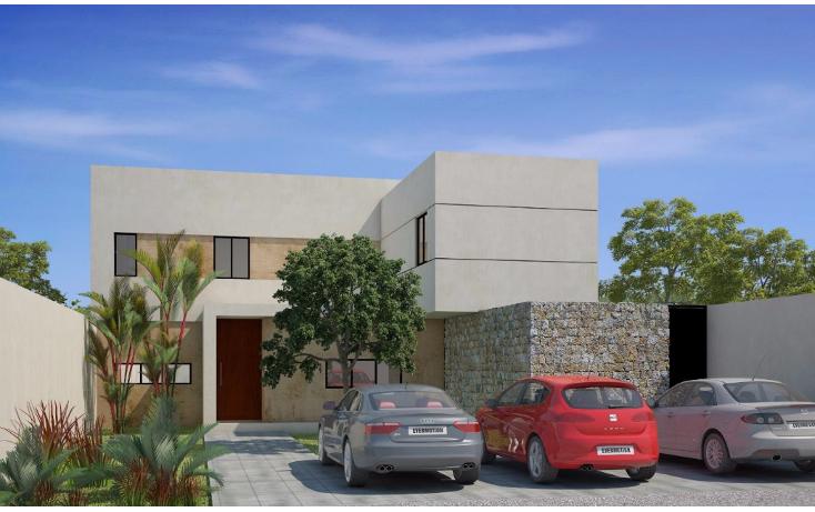 Foto de casa en venta en  , dzitya, mérida, yucatán, 1300275 No. 01