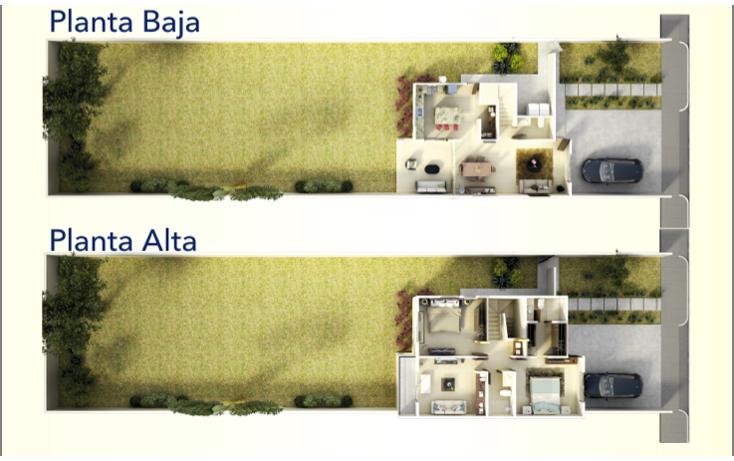 Foto de casa en venta en  , dzitya, mérida, yucatán, 1315901 No. 22