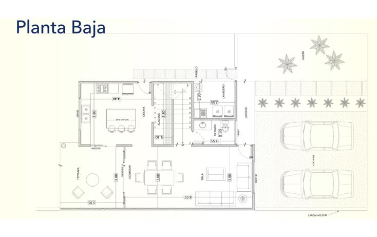 Foto de casa en venta en, dzitya, mérida, yucatán, 1315901 no 23
