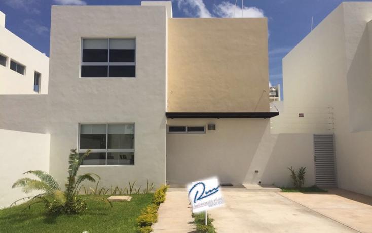 Foto de casa en venta en  , dzitya, mérida, yucatán, 1316115 No. 01