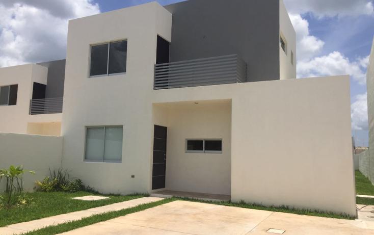 Foto de casa en venta en  , dzitya, mérida, yucatán, 1316211 No. 01