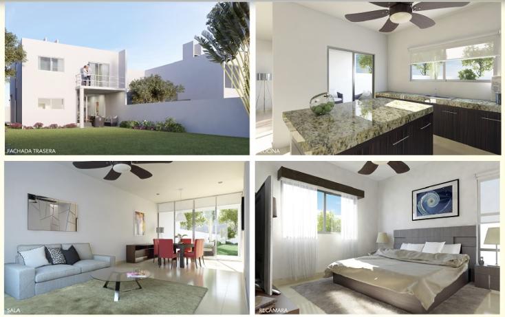 Foto de casa en venta en  , dzitya, mérida, yucatán, 1318323 No. 04