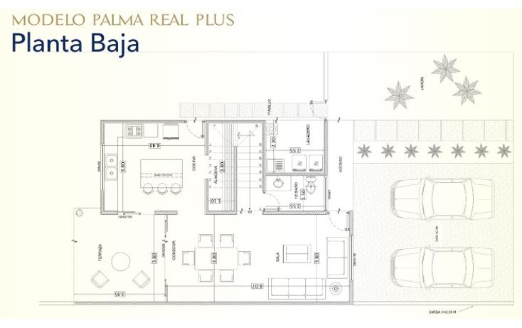 Foto de casa en venta en  , dzitya, mérida, yucatán, 1318323 No. 06