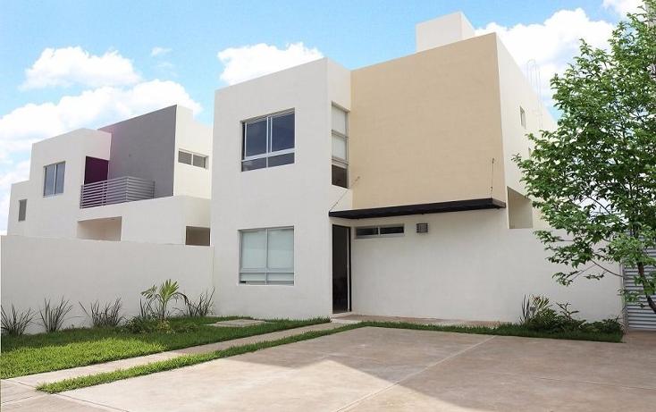 Foto de casa en venta en  , dzitya, mérida, yucatán, 1327915 No. 01