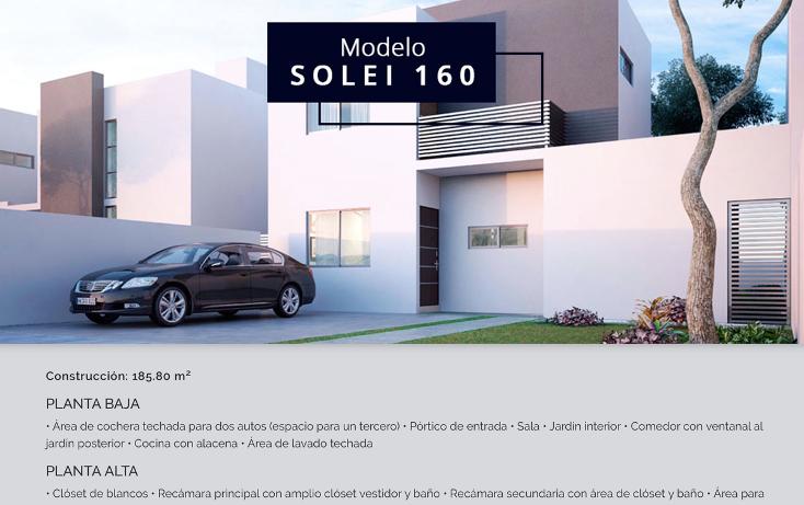 Foto de casa en venta en  , dzitya, mérida, yucatán, 1330953 No. 04