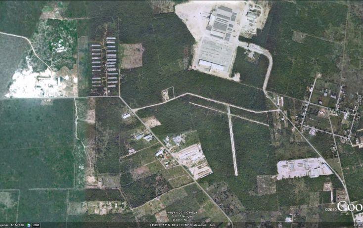 Foto de terreno habitacional en venta en, dzitya, mérida, yucatán, 1340697 no 02
