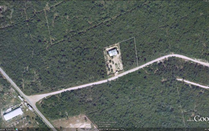 Foto de terreno habitacional en venta en, dzitya, mérida, yucatán, 1340697 no 03