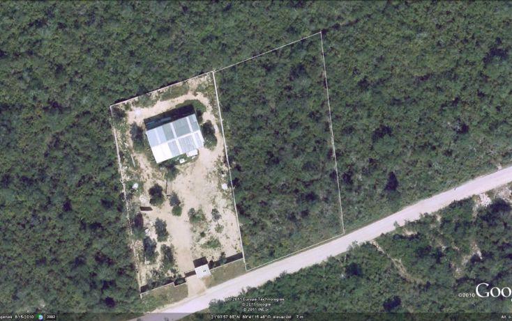 Foto de terreno habitacional en venta en, dzitya, mérida, yucatán, 1340697 no 04