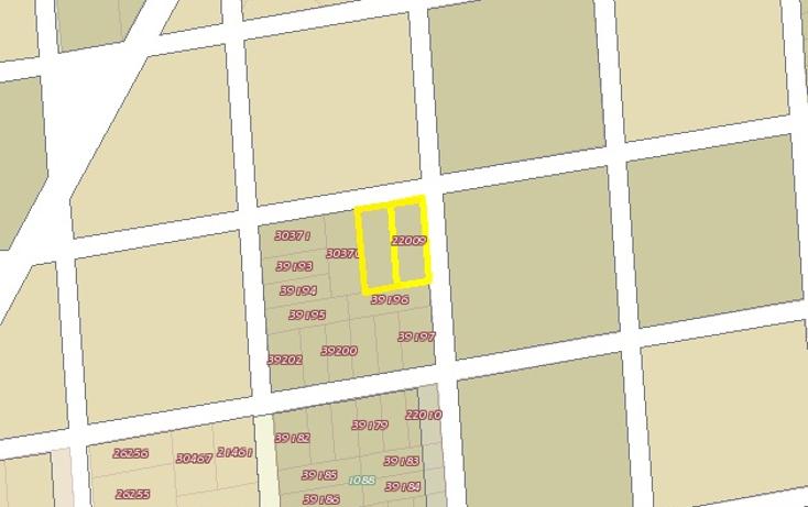 Foto de terreno habitacional en venta en  , dzitya, mérida, yucatán, 1353013 No. 02