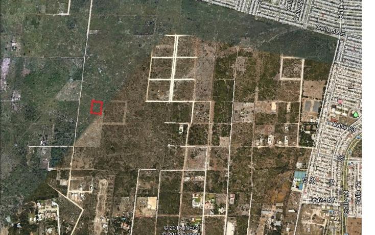 Foto de terreno habitacional en venta en  , dzitya, mérida, yucatán, 1353013 No. 03