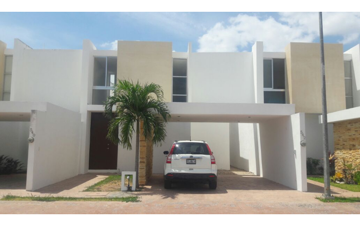 Foto de casa en renta en  , dzitya, mérida, yucatán, 1358673 No. 01