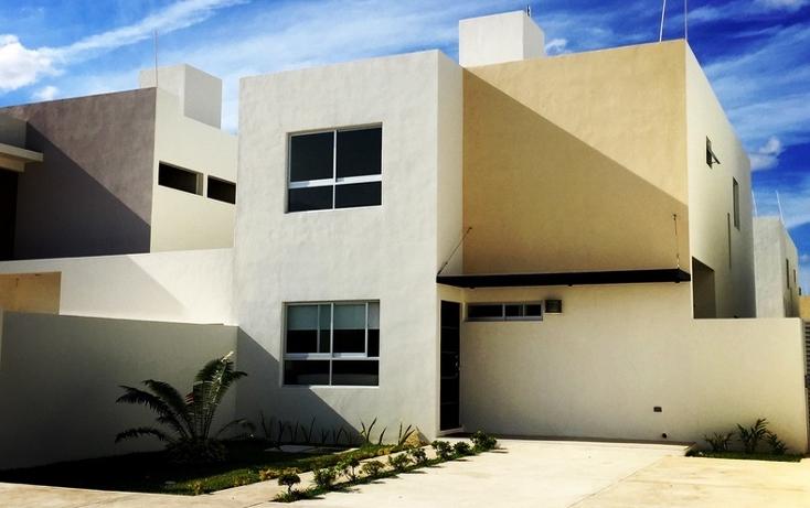 Foto de casa en venta en  , dzitya, mérida, yucatán, 1360939 No. 01