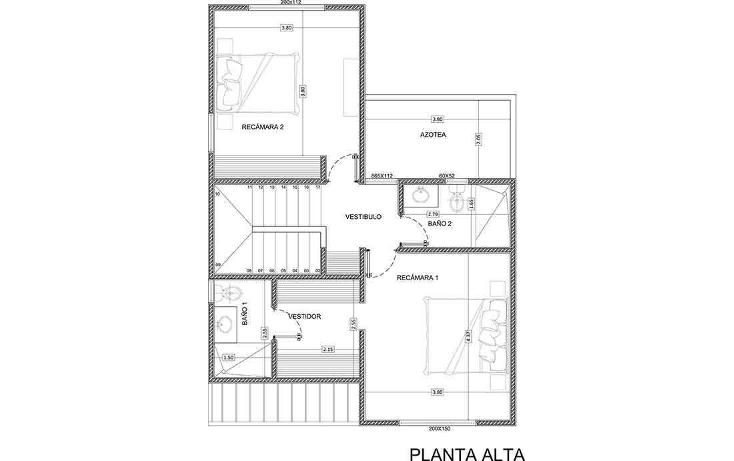 Foto de casa en venta en  , dzitya, mérida, yucatán, 1360939 No. 09