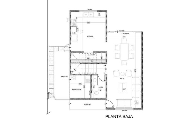 Foto de casa en venta en  , dzitya, mérida, yucatán, 1360939 No. 10