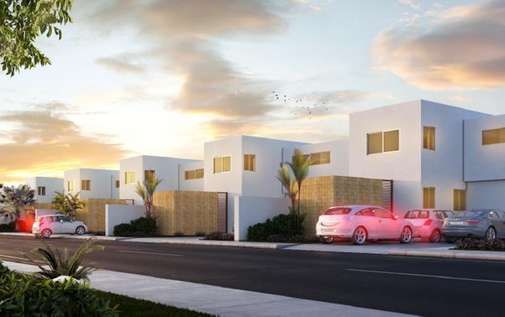 Foto de casa en venta en  , dzitya, mérida, yucatán, 1362837 No. 01