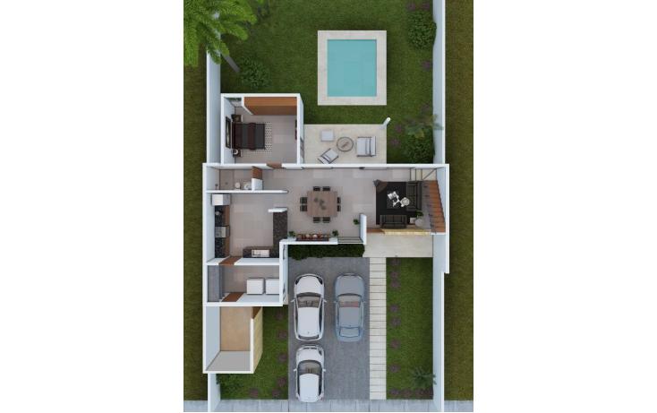 Foto de casa en venta en  , dzitya, mérida, yucatán, 1362837 No. 03
