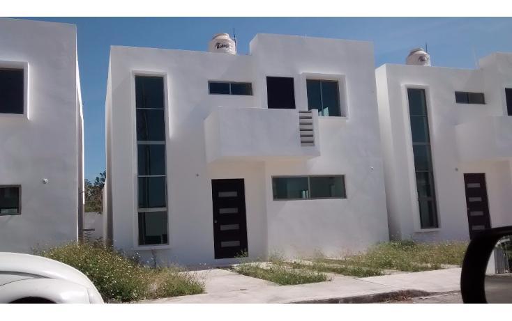 Foto de casa en venta en  , dzitya, mérida, yucatán, 1374227 No. 01