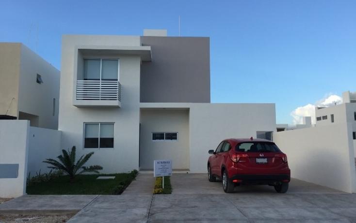 Foto de casa en venta en  , dzitya, mérida, yucatán, 1376659 No. 01