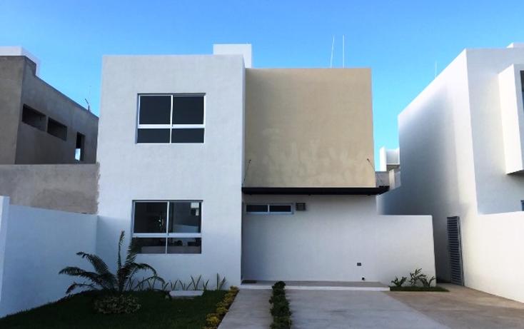 Foto de casa en venta en  , dzitya, mérida, yucatán, 1376699 No. 01