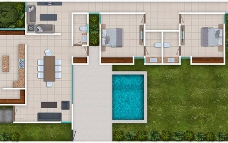 Foto de casa en venta en  , dzitya, mérida, yucatán, 1382147 No. 03
