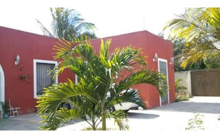 Foto de terreno comercial en venta en  , dzitya, mérida, yucatán, 1382177 No. 01