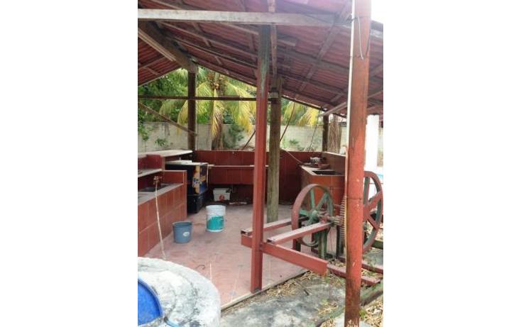 Foto de terreno comercial en venta en  , dzitya, mérida, yucatán, 1382177 No. 08